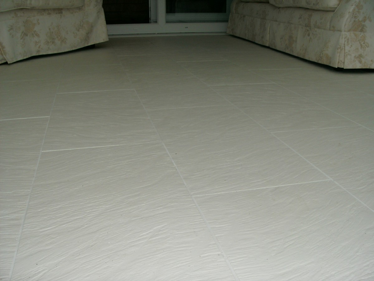 Conservatory Floor Tiles Paul Gibling Tiler